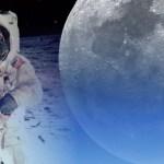Edgar Mitchell, moon walker on tour in Switzerland