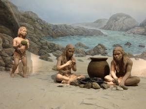 cave-men
