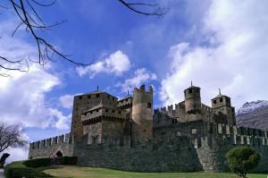 Castello di Finis near Aosta