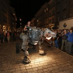 Buskers bask in Bernese limelight