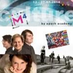 Crans-Montana's M4 Culture Festival