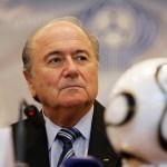 Blatter to stand for fifth Fifa term – England not supportive
