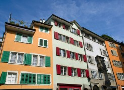 Apartments in switzerland increasing vacancy rates