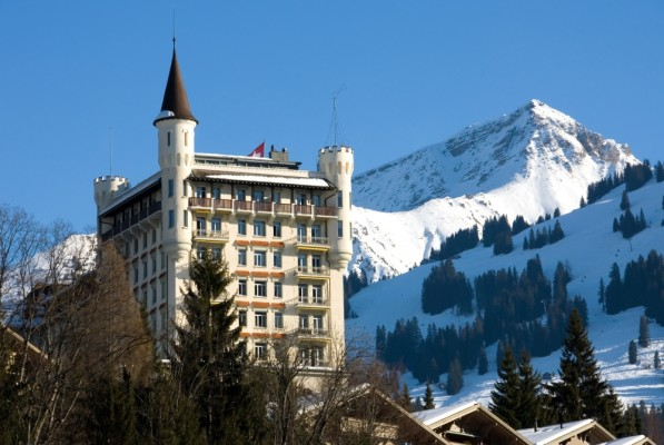 Gstaad is has more than a fistful of millionaires