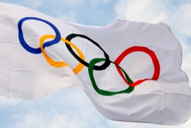 http://www.dreamstime.com/stock-photography-olympic-flag-image5562872