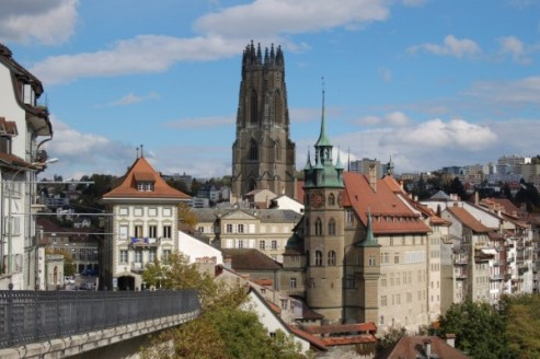 Fribourg, a respected seat of learning for centuries, now threatened by political xenophobia.
