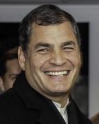 Rafael_Correa_President Ecuador