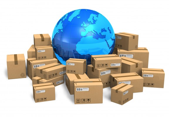 http://www.dreamstime.com/royalty-free-stock-image-cardboard-boxes-earth-globe-image17358366
