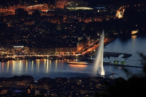 Geneva is the best city in the world in which to live.