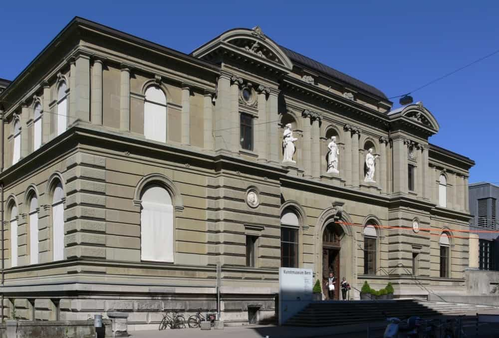 The Kunstmuseum in Bern