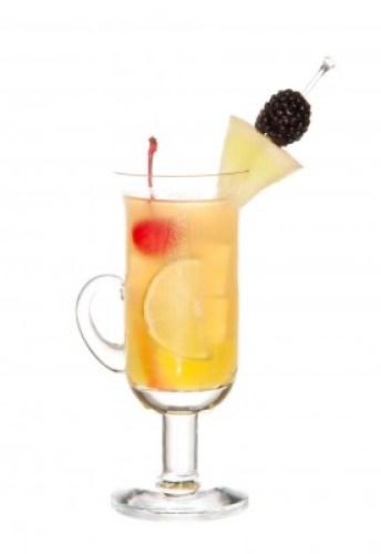 Mocktails lend an air of celebration