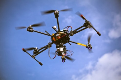 Drone 2 Le News