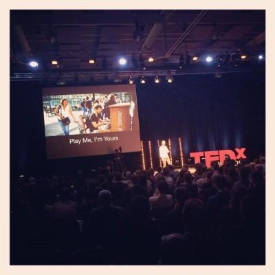Dan Acher TedX Lausanne