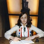 © Lagron49 | Dreamstime.com - Wax Figure Of Anne Frank Photo