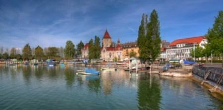 Lake Geneva Lausanne