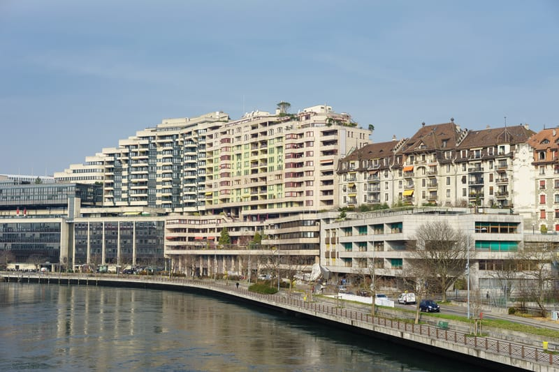 Better to rent in Geneva than buy in France
