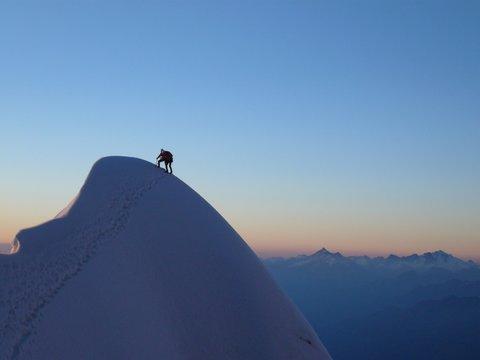 Dani bach climb