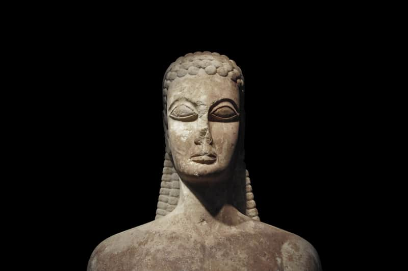 Ancient Greek Kouros