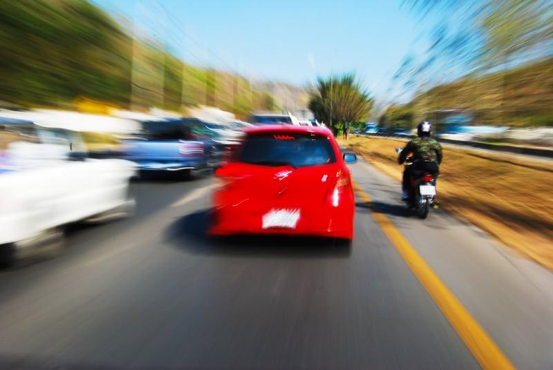Speeding penalties in Switzerland