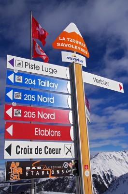 © Annemario | Dreamstime.com - Verbier Ski Resort Photo