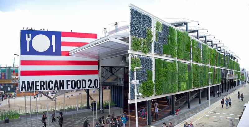 © Giocalde | Dreamstime.com - Milan Expo 2015 Usa Pavilion