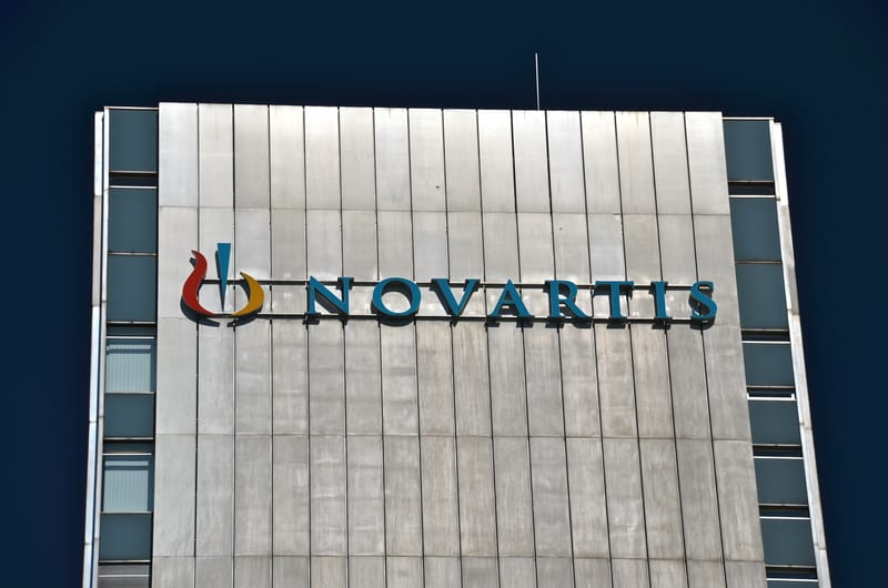 A bad week for Novartis - © Lucaderoma | Dreamstime.com