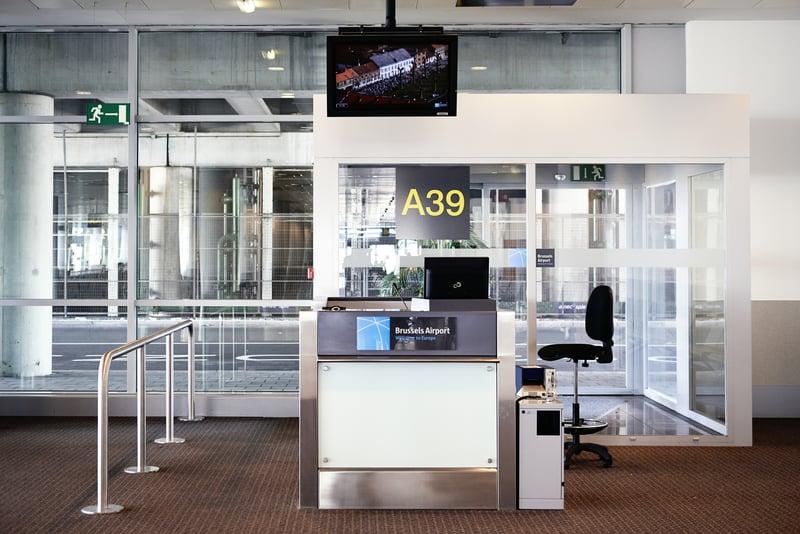Zaventem airport Brussels - © Bombaert | Dreamstime.com