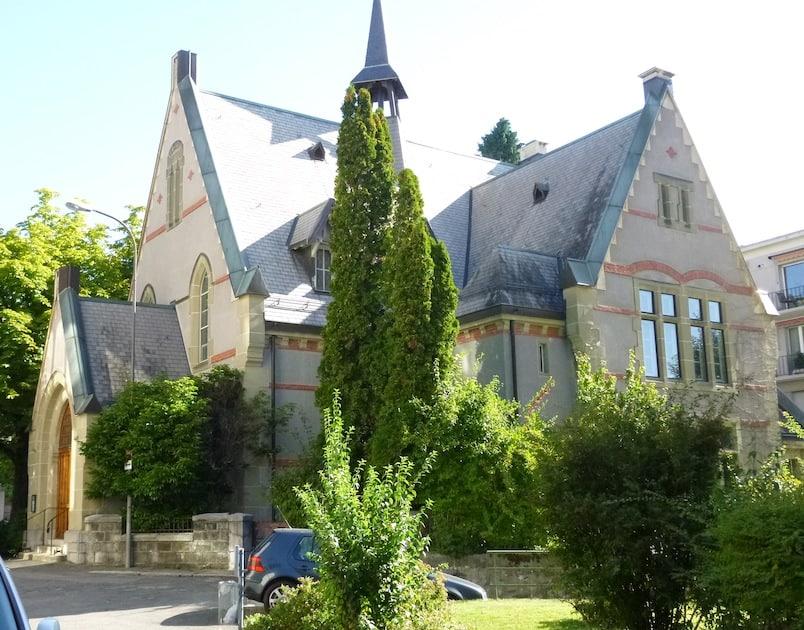 Eglise_écossaise_Scots_Kirk_Lausanne