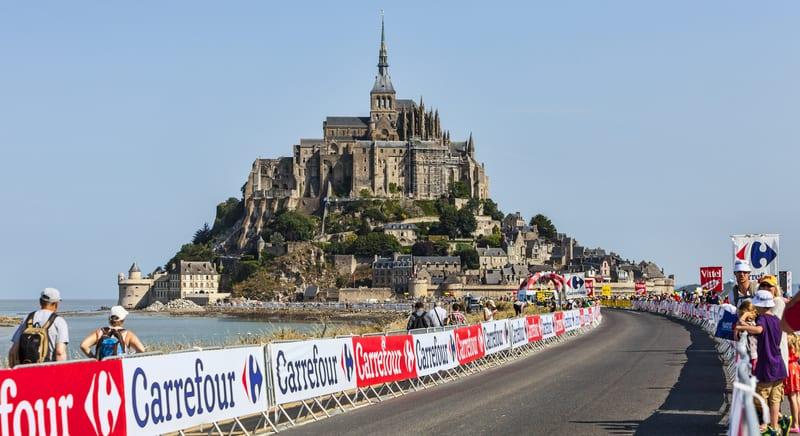 Mont Saint Michel - © Radu Razvan Gheorghe | Dreamstime.com