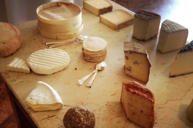 Pont de Brent cheese