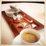 Pont de Brent coffee