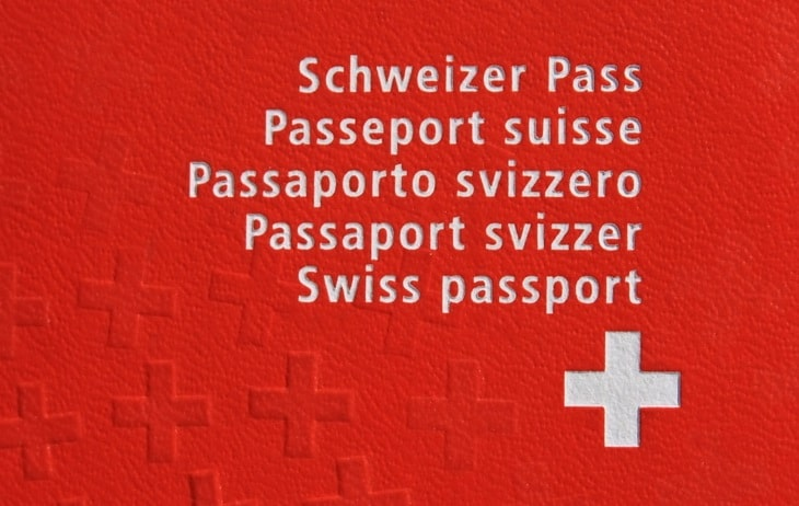 Getting a Swiss passport