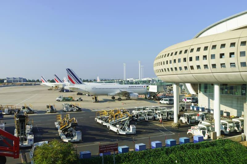 Roissy Charles de Gaulle airport Paris - © Tea | Dreamstime.com