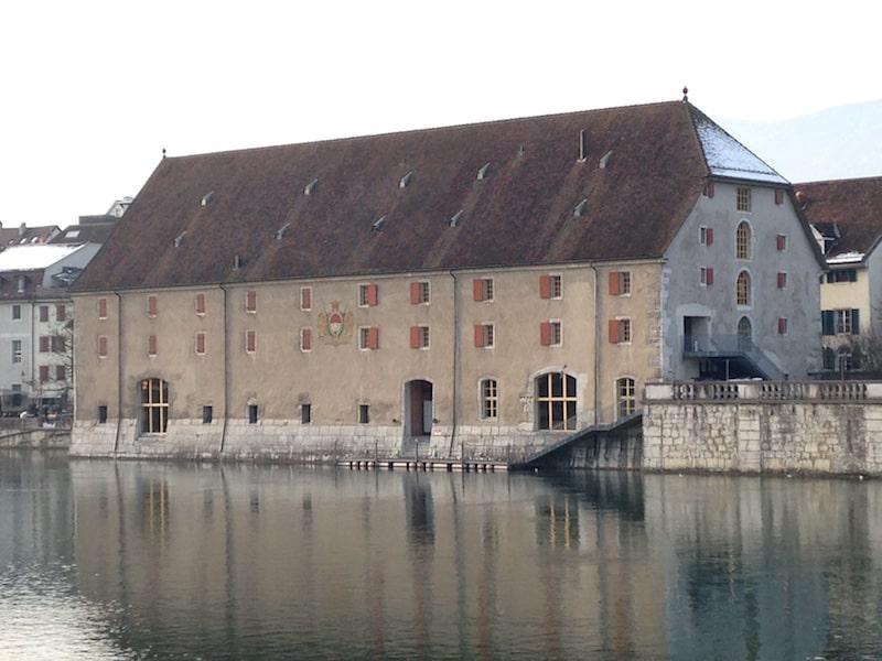 Landhaus, festival headquarters