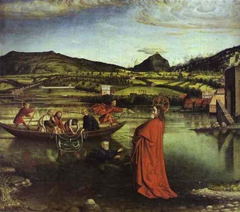 The Môle painting