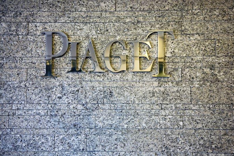 Piaget, part of the Richemont group - © Abdul Sami Haqqani   Dreamstime.com