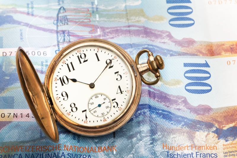 Time is up on Swiss tax deals - © Aleksandar Dickov | Dreamstime.com