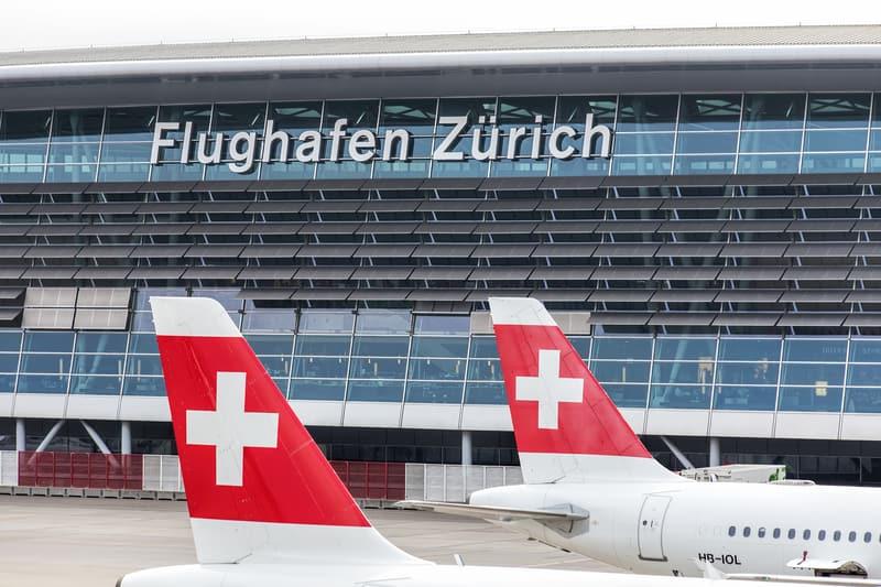 Zurich airport beats Geneva airport - © Denis Linine | Dreamstime.com
