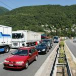 Traffic jams cost Switzerland 1.6 billion francs a year