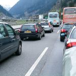 10 km traffic jams predicted at Gothard tunnel