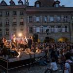 Switzerland's biggest street music festival is happening now in Bern