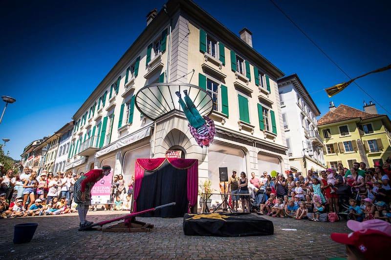 Festival artistes de rue - Photo 1
