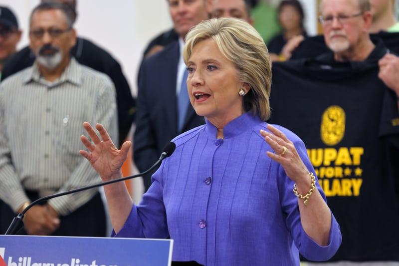 Hillary Clinton © Americanspirit | Dreamstime.com
