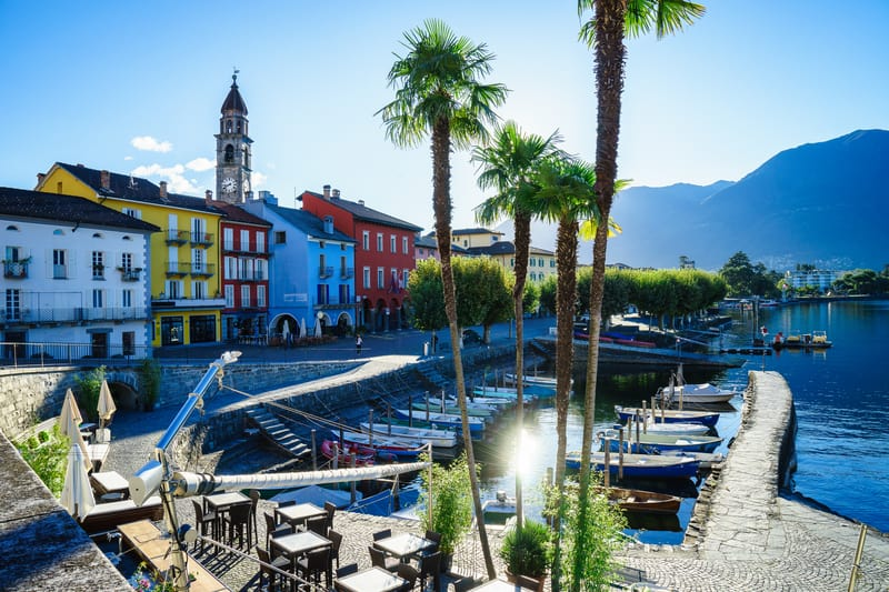 Ascona Switzerland_© Hai Huy Ton That | Dreamstime.com