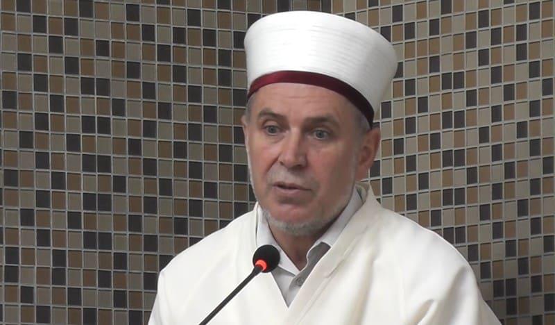 Mustafa Memeti - Source: youtube - Hoxhë Mustafë Memeti
