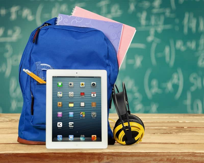 Tablets Pass The Test At Geneva Primary Schools