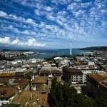 Geneva close to a population of 500,000
