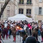 Geneva's Escalade festival promises to repulse Savoyard attacks from 7 Dec 2018