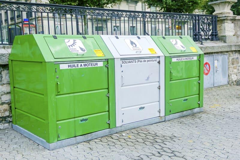 Recycling Geneva - © Dashabelozerova | Dreamstime.com