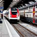Furore over request for Swiss military personnel to give train seats to public